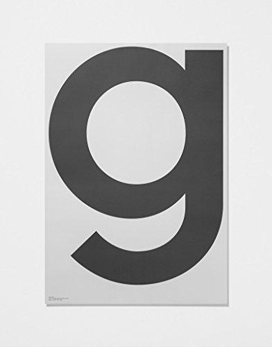 PLAYTYPE(プレイタイプ) ポスター g 70×100cm ポスター おしゃれ 北欧 ポスター モノクロ ポスター 北欧