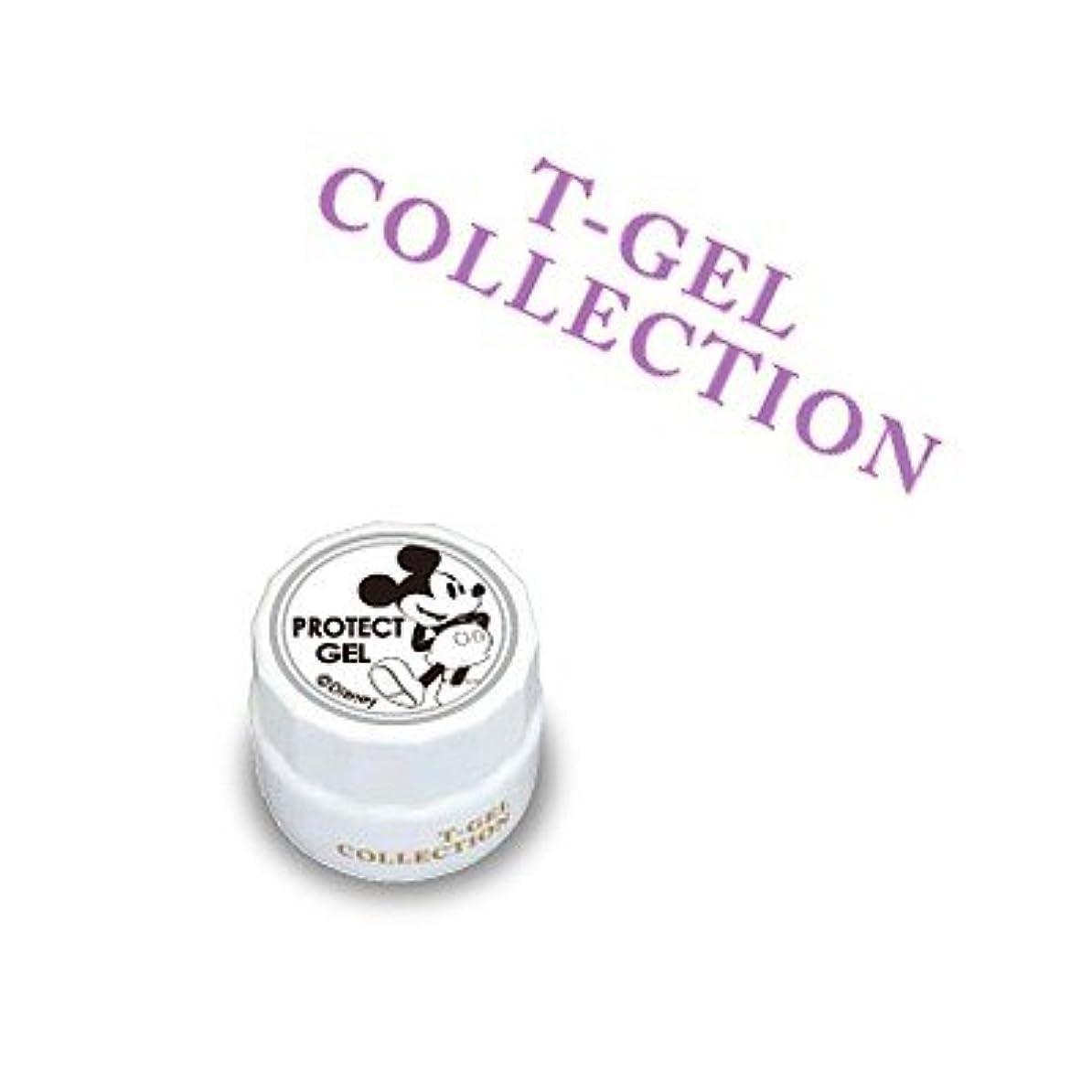 禁止不一致蒸気ジェルネイル クリアジェル クリアジェルネイル T-GEL ティージェル COLLECTION プロテクトジェル 4ml