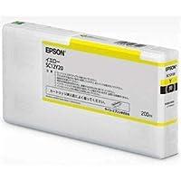 エプソン インクカートリッジ 200mlイエロー SC12Y20 1個 〈簡易梱包