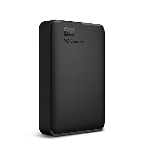 WD HDD ポータブルハードディスク 1.5TB WD Elements Portable WDBU6Y0015BBK-WESN USB3.0/2年保証