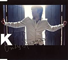 K「Only Human」のCDジャケット