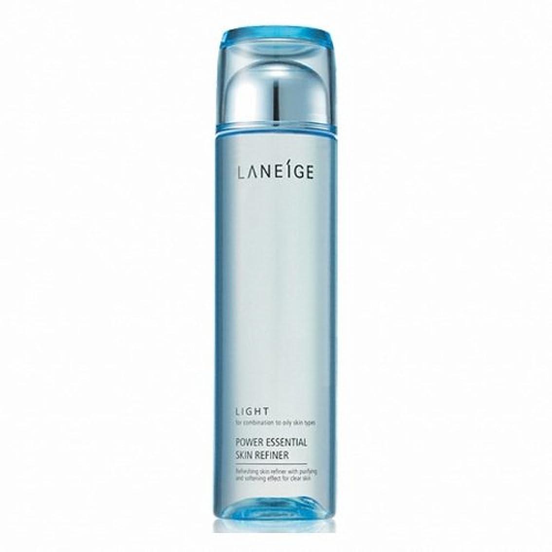エッセンス定数大量LANEIGE Power Essential Skin Refiner (Light) 200ml [Korean Import]