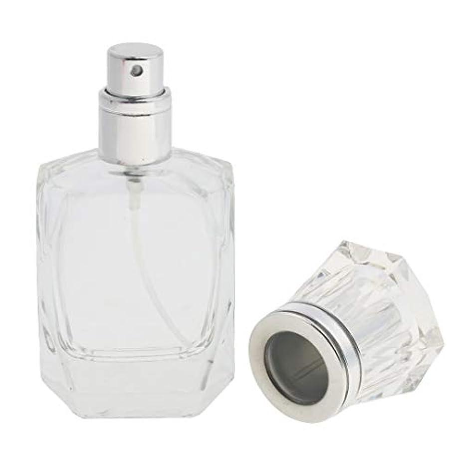 ジレンマのどピカリングCUTICATE 香水ボトル 化粧ボトル ガラス ミストボトル 30ml クリア 旅行小物