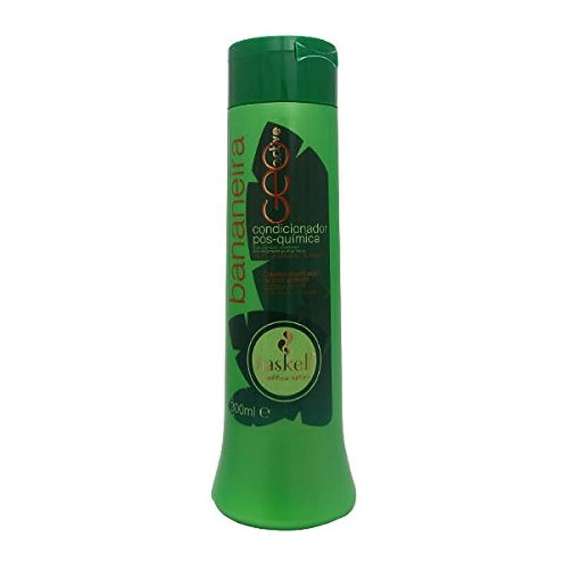 ガイドオンスヤギHaskell Bananeira Post Chemical Conditioner 300ml [並行輸入品]