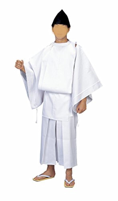 白丁衣裳?神寺用衣裳? (お祭りで神輿を担いだり、山車を引っ張ったりする人の衣裳)