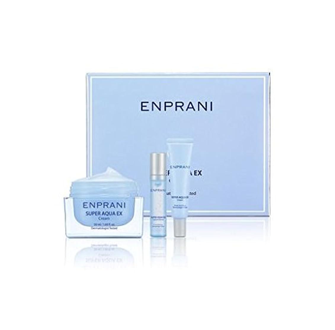 法律によりセンター有名ENPRANI SUPER AQUA EX Cream Special Set エンプラニスーパーアクア EX クリームスペシャルセット [並行輸入品]