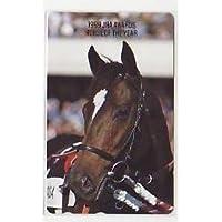 競馬 PRC エルコンドルパサー 年度代表馬 テレカ