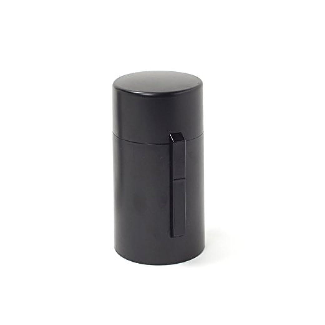 比類なき緩む補体電池式香炉 ひとたき香炉 こづつ 黒