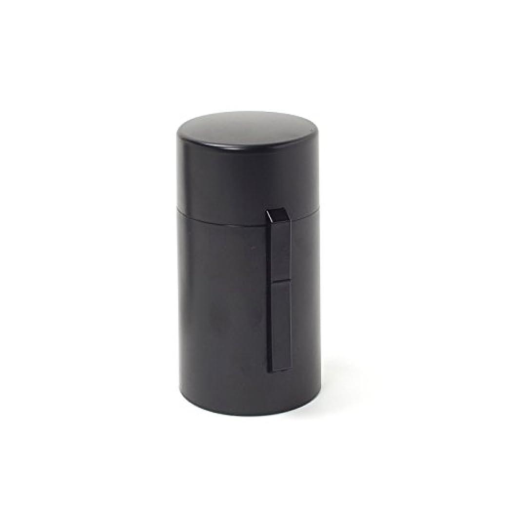 資料千うまくやる()電池式香炉 ひとたき香炉 こづつ 黒