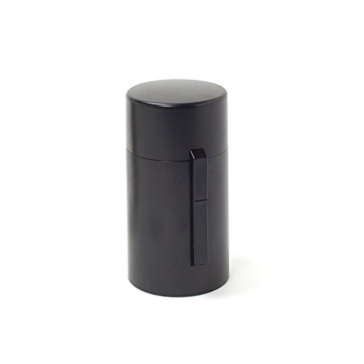 書誌せっかち利用可能電池式香炉 ひとたき香炉 こづつ 黒