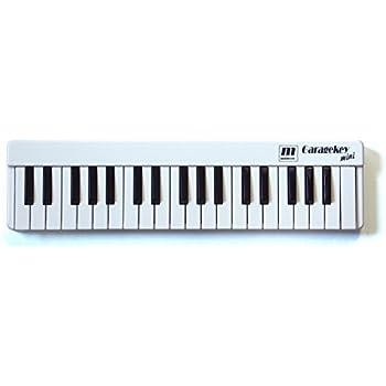 MIDITECH garagekey mini37 ミニ37鍵MIDIキーボード ホワイト