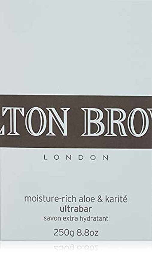 パケットリスキーなピッチャーMOLTON BROWN(モルトンブラウン) モイスチャーリッチ アロエ&カリテ ウルトラバー