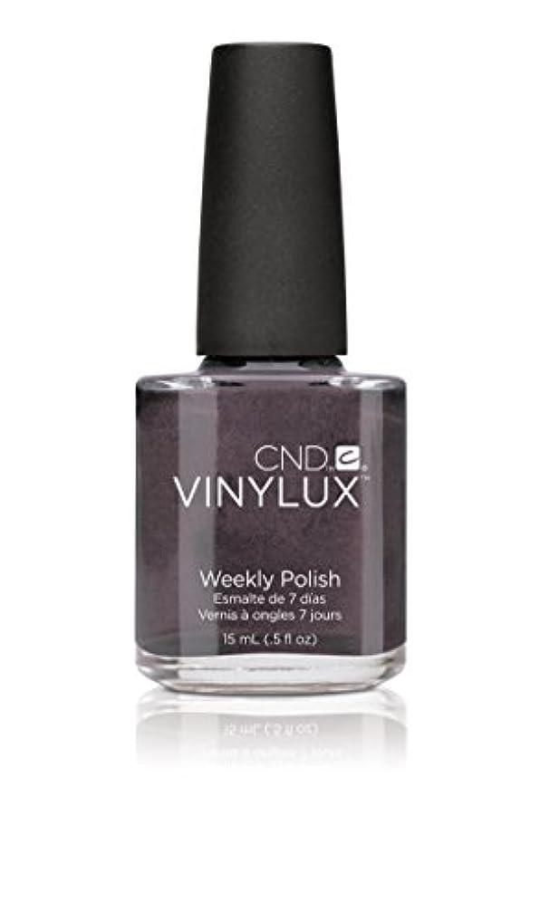 ブローホール祝うこどもの日CND Vinylux Weekly Polish Colore 156 Vexed Violette 15ml