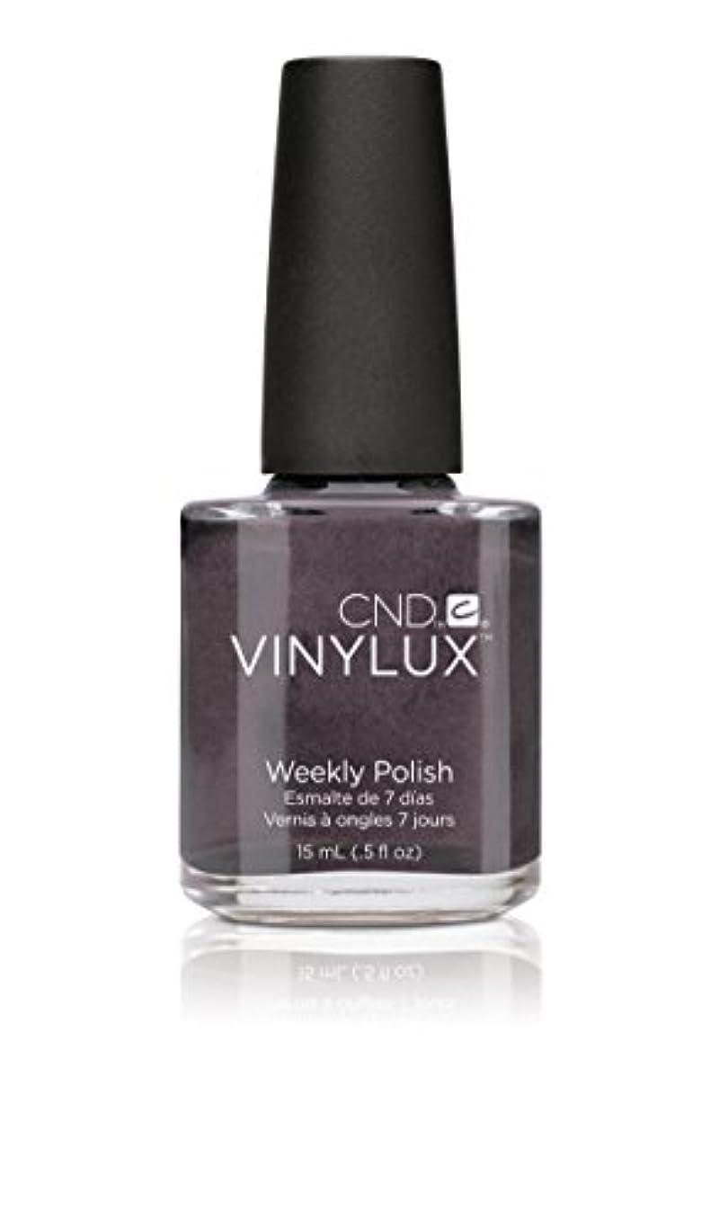 頻繁に運河床を掃除するCND Vinylux Weekly Polish Colore 156 Vexed Violette 15ml
