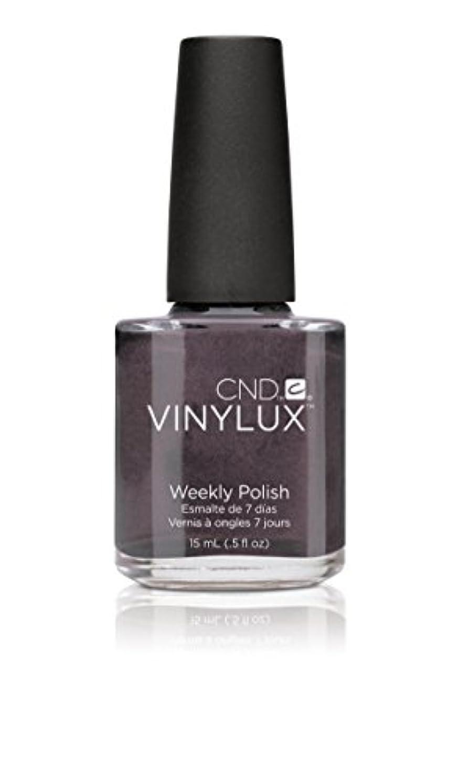 世辞何か散逸CND Vinylux Weekly Polish Colore 156 Vexed Violette 15ml