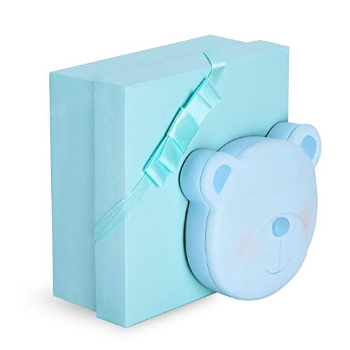 Salinr 乳歯ケース 乳歯 ケース 乳歯入れ 乳歯入れケース メモリアルトゥースボック樹脂製 ス思い出 収納 成長 メモリアル 男の子 女の子 日本語表示シール バースデー お誕生祝い こどもの歯 記念品 胎毛 DIY