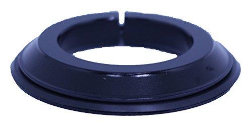 KCNC ヘッドセット ヘッドセットコンバーター KHS-PT1860ヨウ ブラック 1-1/8 1.5 506310