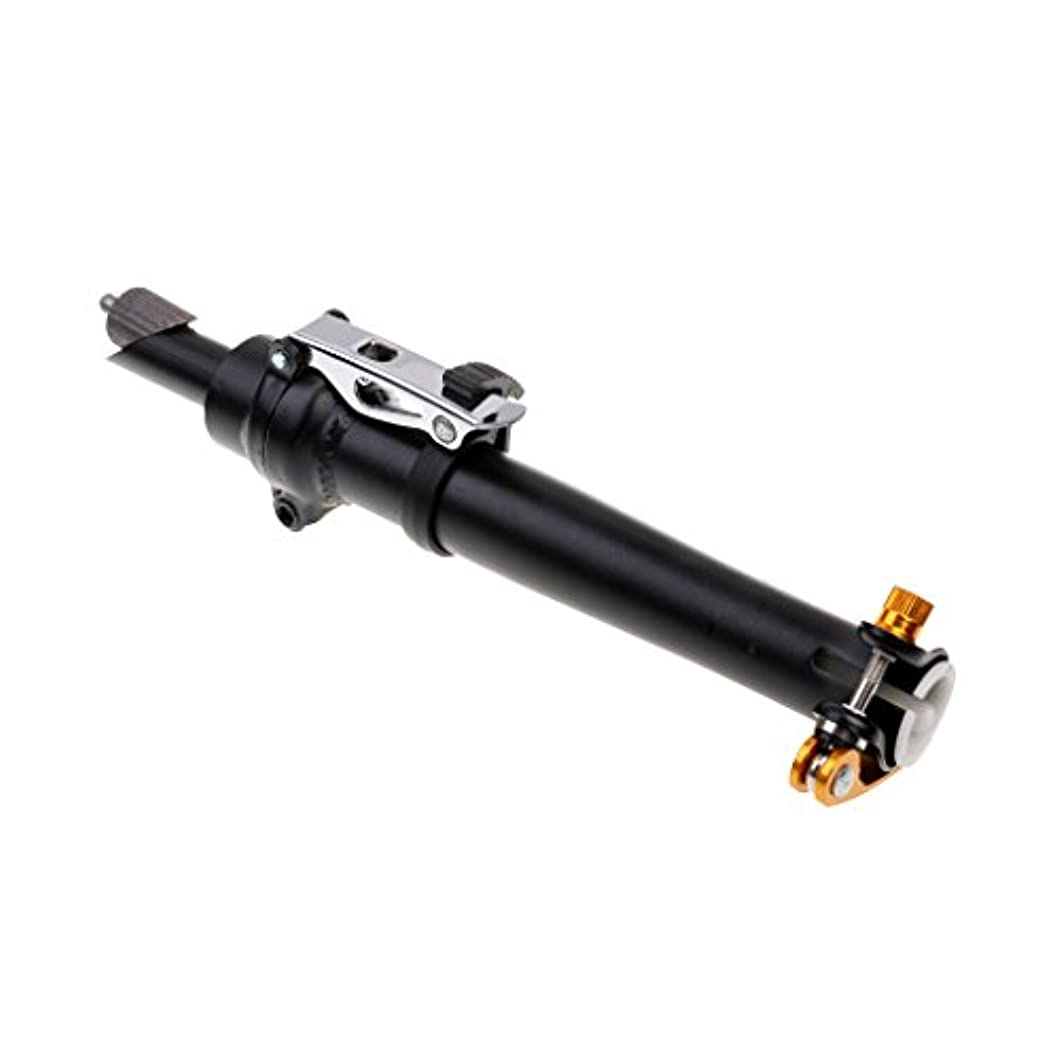 遊具コンバーチブルワードローブSharplace 自転車 ハンドルステム ライザー ステム クイックリリース ハンドルバー 長さ約330mm