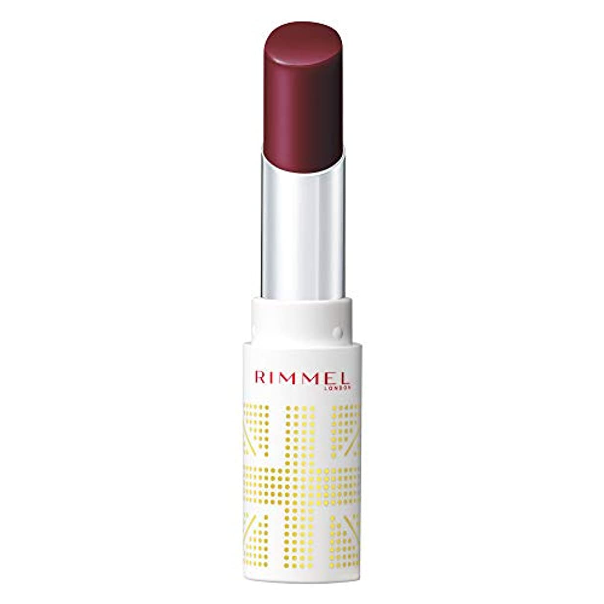 特許無声で操作Rimmel (リンメル) リンメル ラスティングフィニッシュ オイルティントリップ 006 バーガンディ 3.8g 口紅