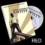 ◆手品?マジック◆Entity (RED) by Jeremy Hanrahan◆SM940