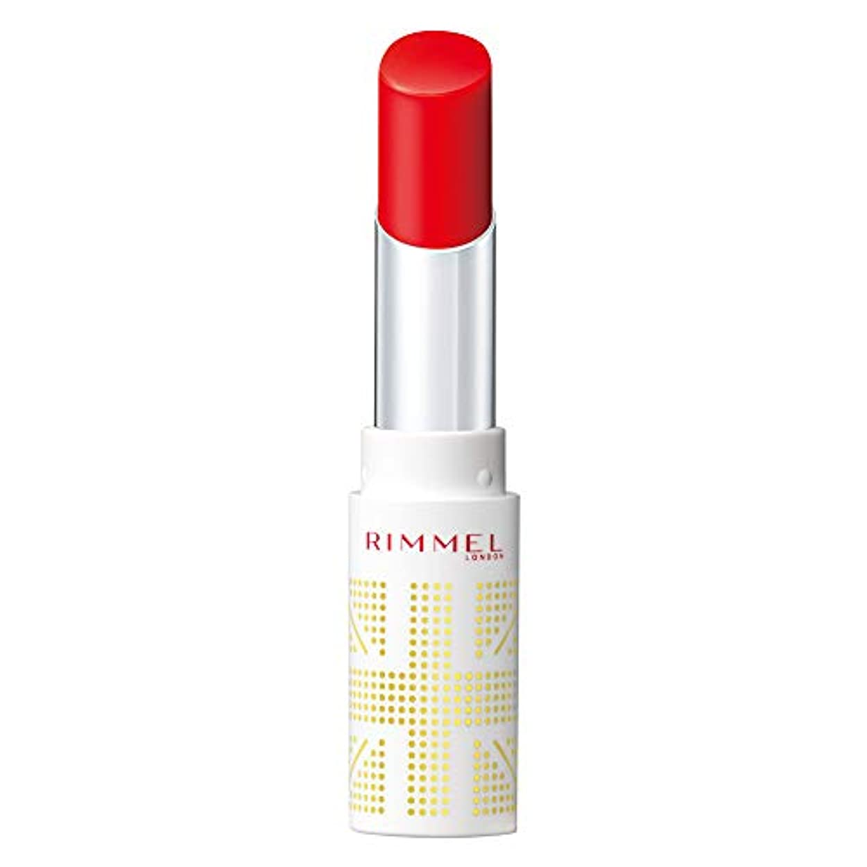 送金少し層Rimmel (リンメル) リンメル ラスティングフィニッシュ オイルティントリップ 002 マンダリンレッド 3.8g 口紅