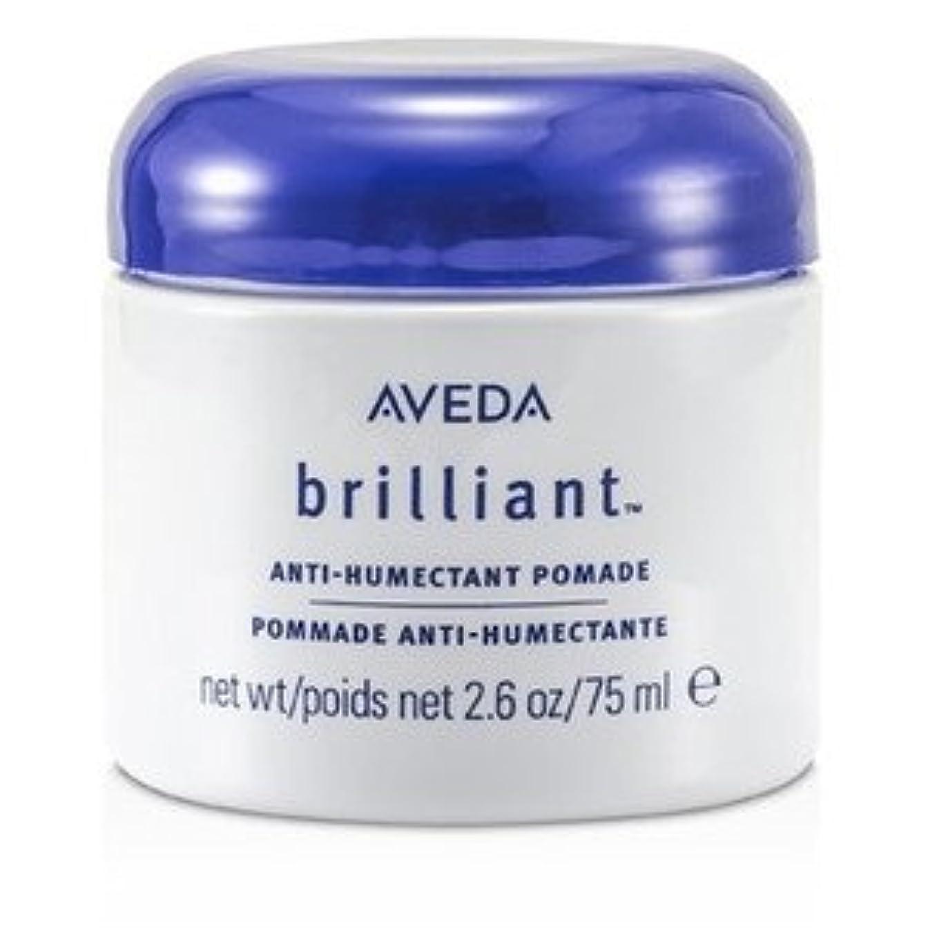 利用可能変装したAveda(アヴェダ) ブリリアント アンチ-ホメクタント ポマード 75ml/2.6oz [並行輸入品]