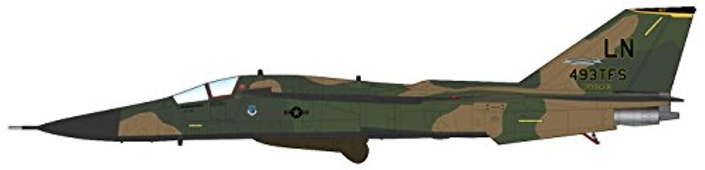 HOBBY MASTER 1/72 F-111F アードバーク 第493戦闘飛行隊