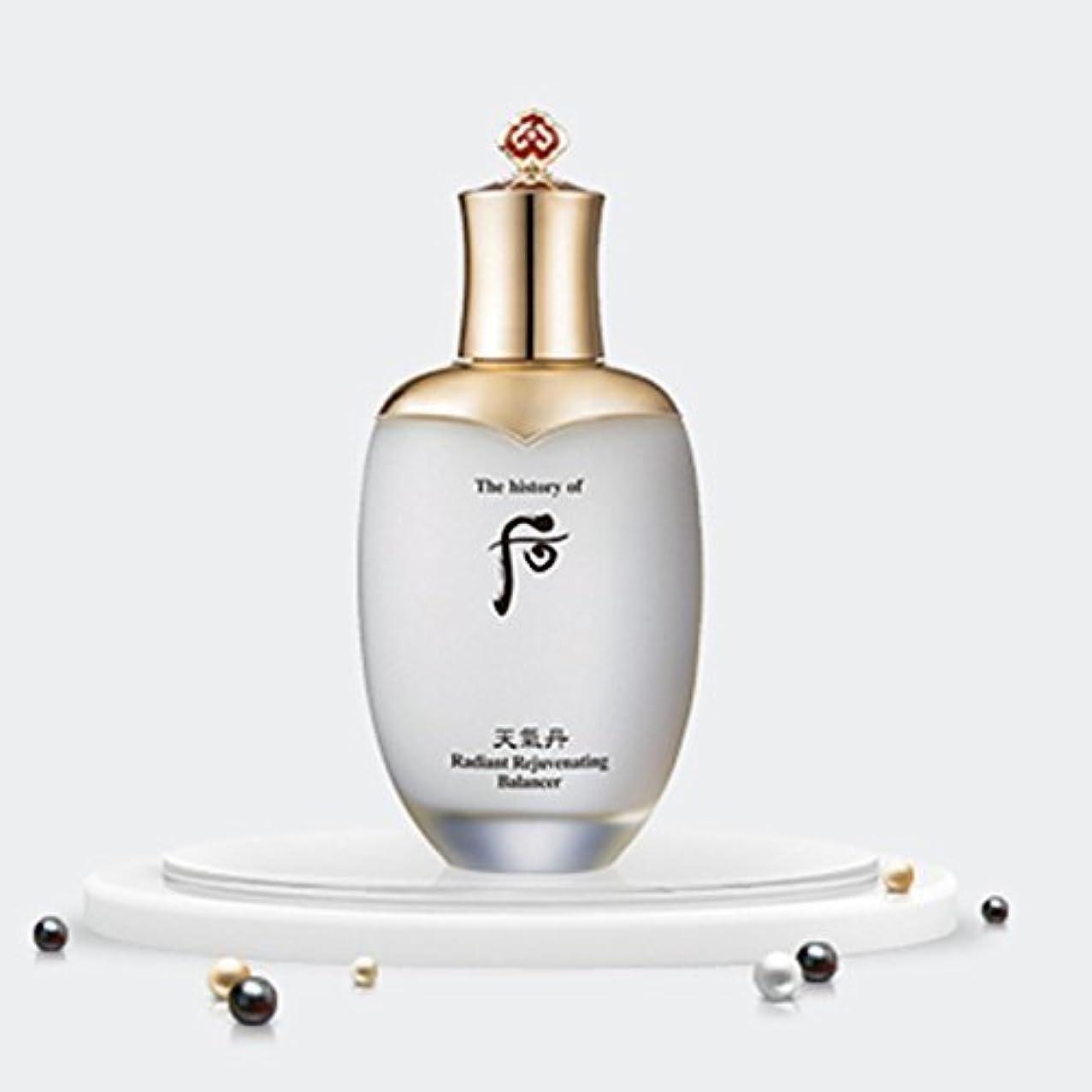 愛する資格ワーム[Whoo/ドフー]天気丹 Hwahyun バランサー(化粧水) 150ml[海外直送品]