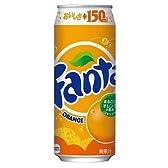 コカコーラ ファンタオレンジ 500mlPET 24本