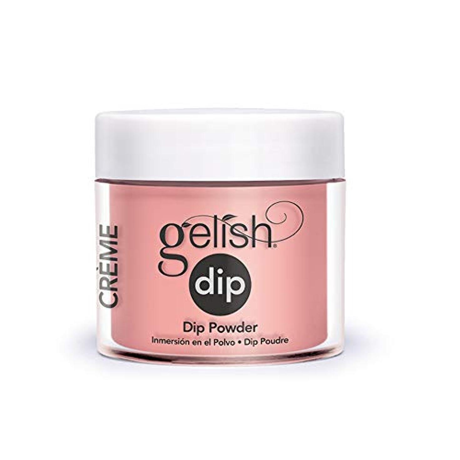 手肉屋神経衰弱Harmony Gelish - Acrylic Dip Powder - Don't Worry, Be Brilliant - 23g / 0.8oz