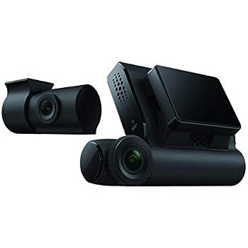 カロッツェリア(パイオニア) 前後2カメラ ドライブレコーダー VREC-DZ700DLC 高感度 高画質 前後200万画素 フルHD 駐車監視 対角160º GPS WDR 連続/衝撃/手動/駐車録画 1年保証 microSDカード(16GB)付 VREC-DZ700DLC