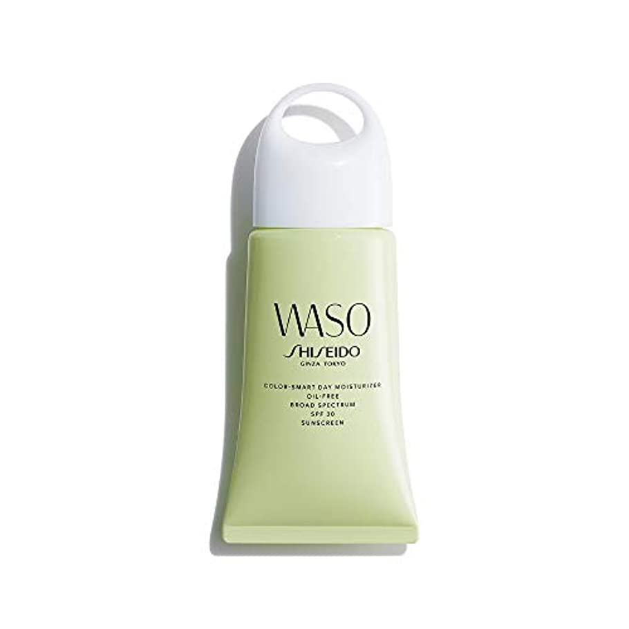 場合きょうだいマンモスWaso by Shiseido Colour-Smart Day Moisturiser Oil-Free SPF30 50ml