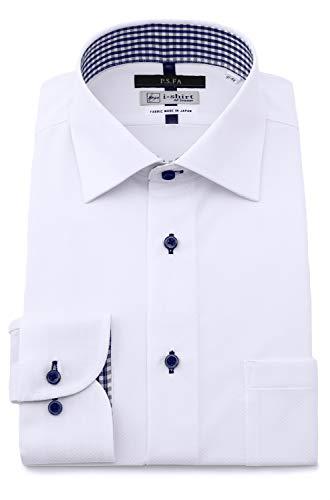 [アイシャツ] i-shirt 完全ノーアイロン ストレッチ 速乾 長袖 アイシャツ ワイシャツ メンズ 形態安定
