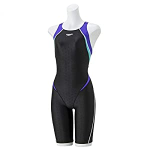 Speedo(スピード) 競泳水着 レディース セミオープンバック ニースキン フレックスシグマ 2 FINA 承認モデル SD48H09