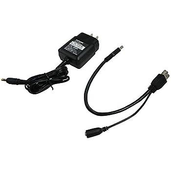 I-O DATA バスパワーUSB機器対応 ACアダプター USB-ACADP5R
