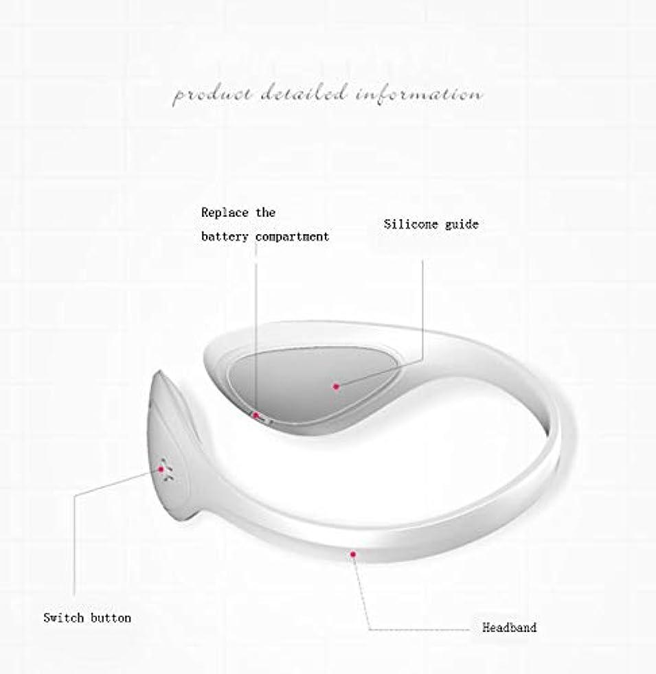 積極的に音トリップLquide Sonic Beauty Instrument Face Lift Artifact V Face Bandage Mandible Mass Bone Masseter Correction Face Silicone...