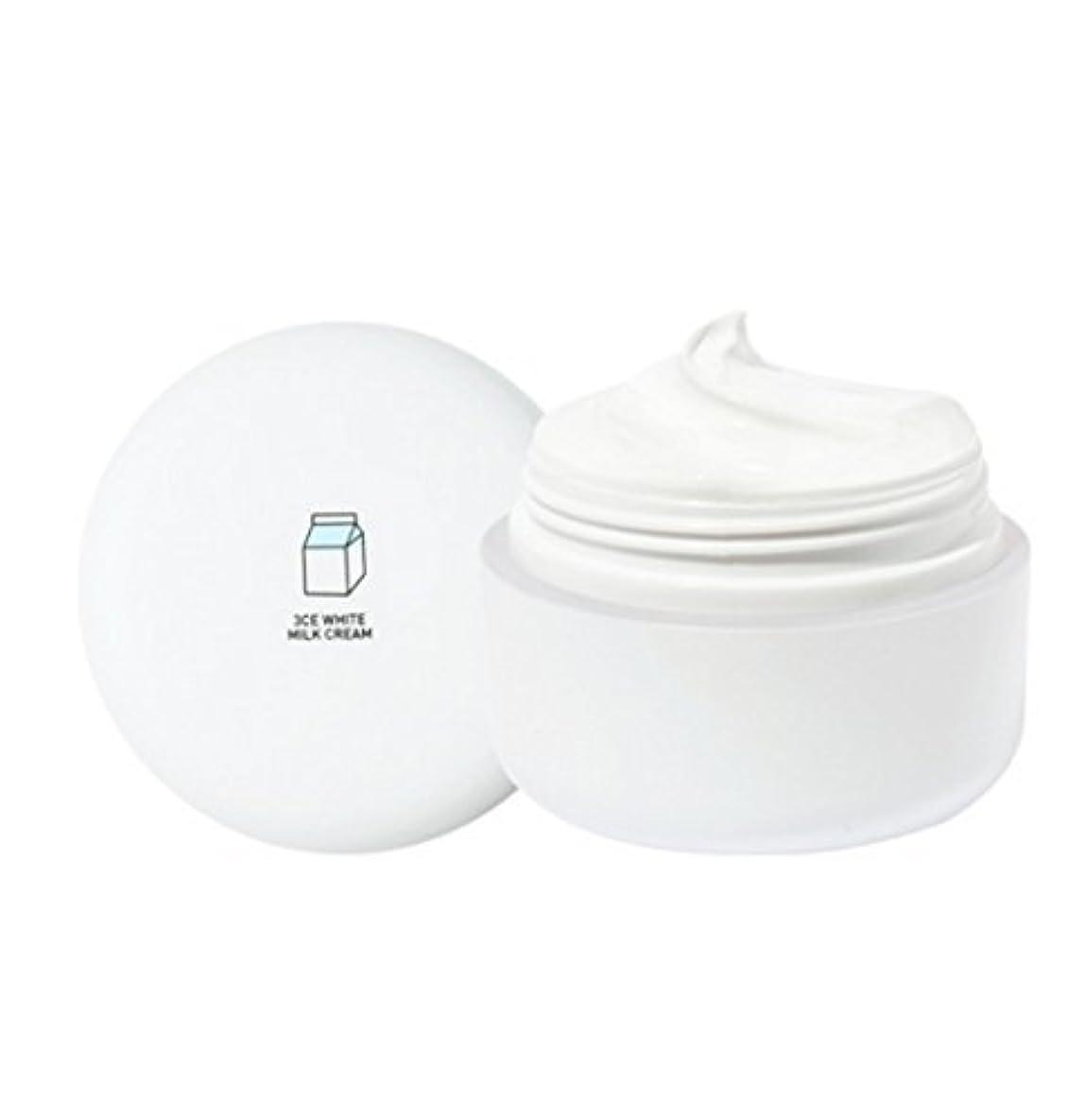 非効率的な焼くサドルスリーコンセプトアイズ ホワイトミルククリーム ウユクリーム 50ml[392199][並行輸入品]