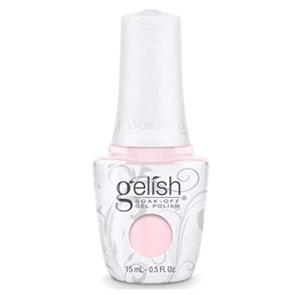 雨の失速収益Harmony Gelish - Sheer & Silk - 15ml / 0.5oz