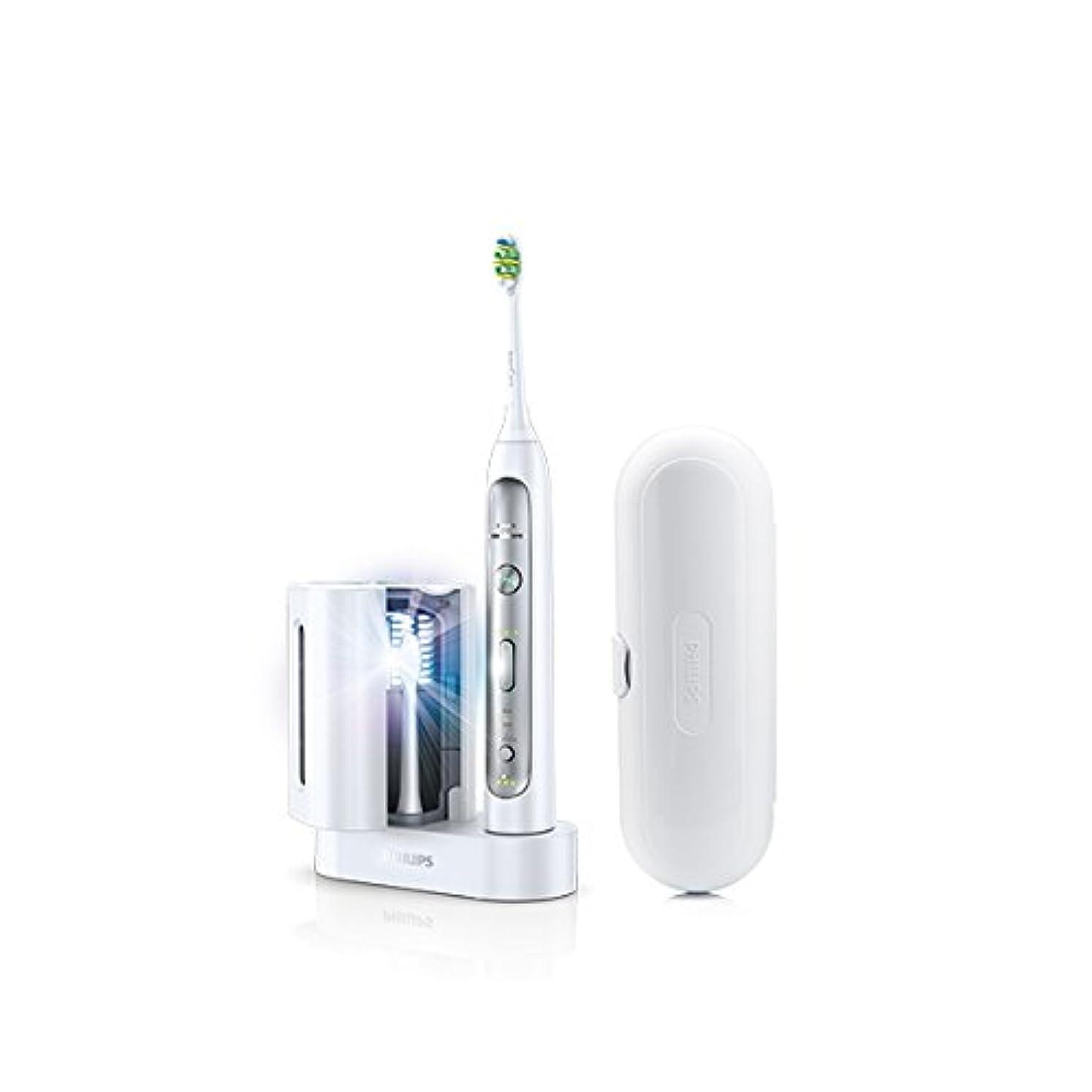 打ち負かす尽きる花瓶ソニッケアー 音波式電動歯ブラシ 「フレックスケアープラチナ」 HX9170/10