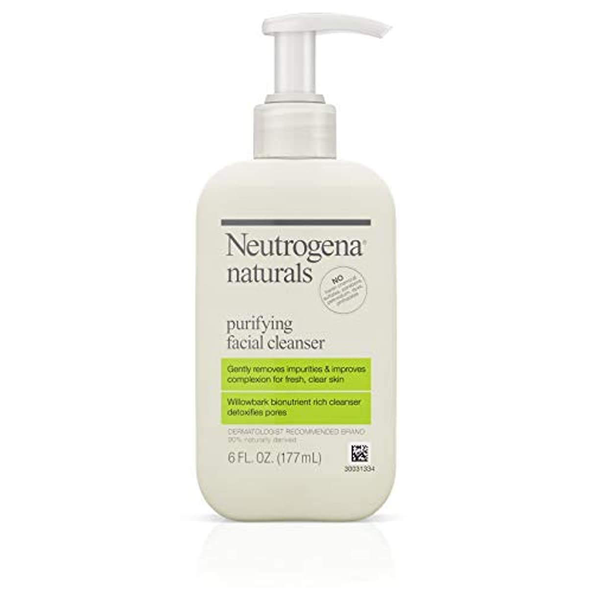 までぐるぐる技術者Neutrogena Naturals Purifying Facial Cleanser 175 ml (並行輸入品)