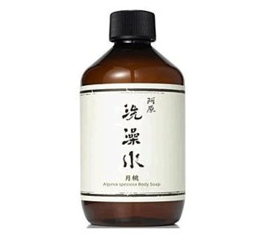 規模臭いライムユアン(YUAN) 月桃 (ゲットウ) ボディシャンプー 250ml (阿原 ボディソープ)