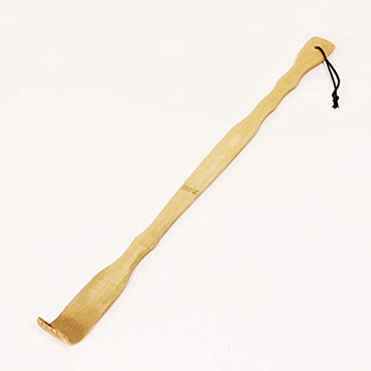 かどうか十分に幸運孫の手 炭化竹 木製 まごの手 まごのて