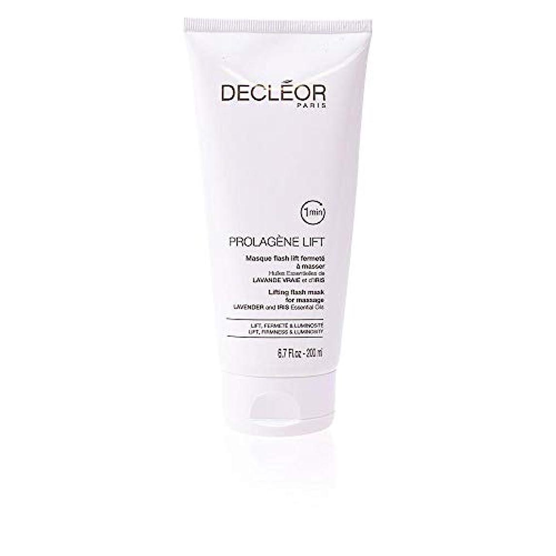 ダイヤル一般的に犯人デクレオール Prolagene Lift Lavender & Iris Lifting Flash Mask - Salon Size 200ml/6.7oz並行輸入品