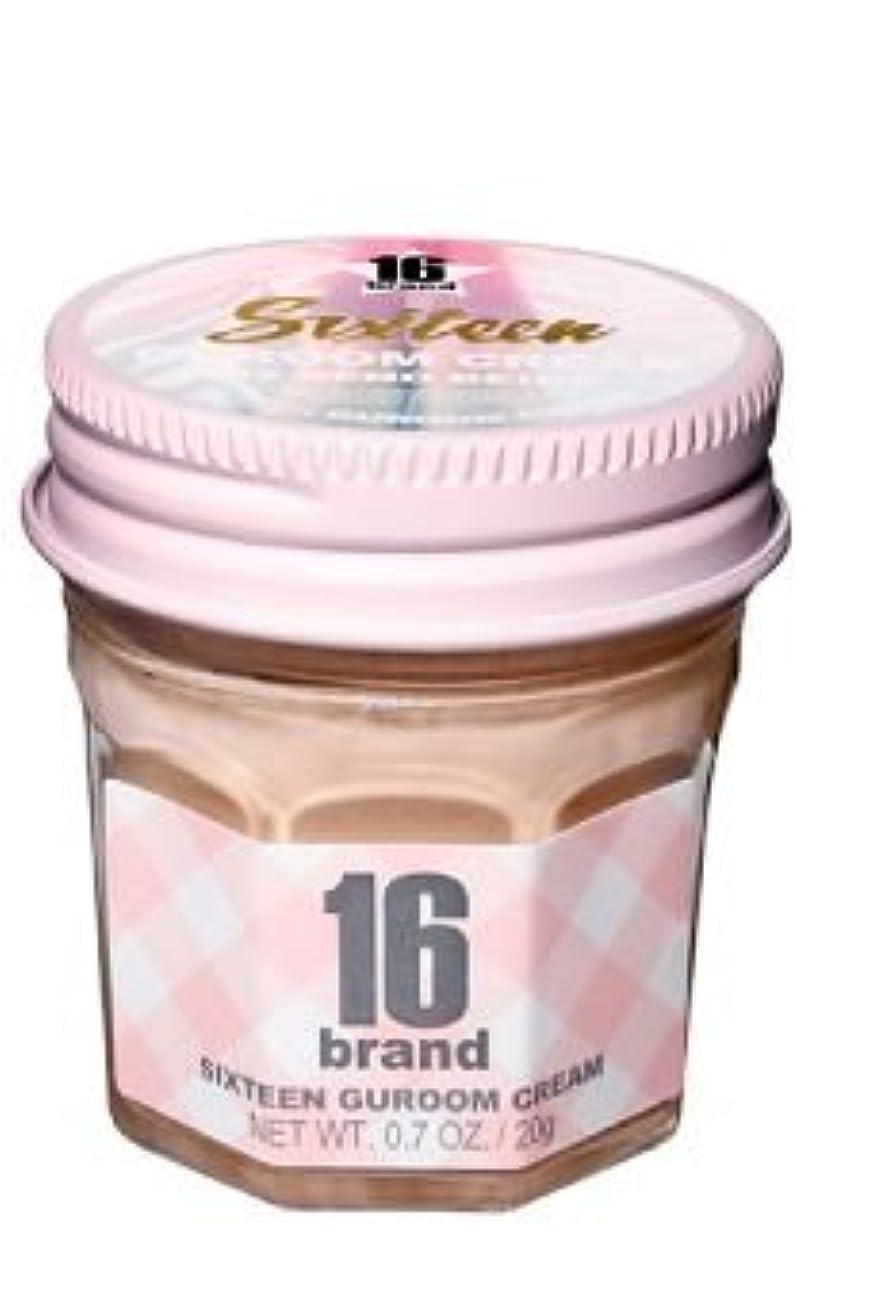 局方法新鮮な16brand Sixteen Guroom Cream Foundation 20g/16ブランド シックスティーン クルム クリーム ファンデーション 20g (#2 Sand Beige) [並行輸入品]