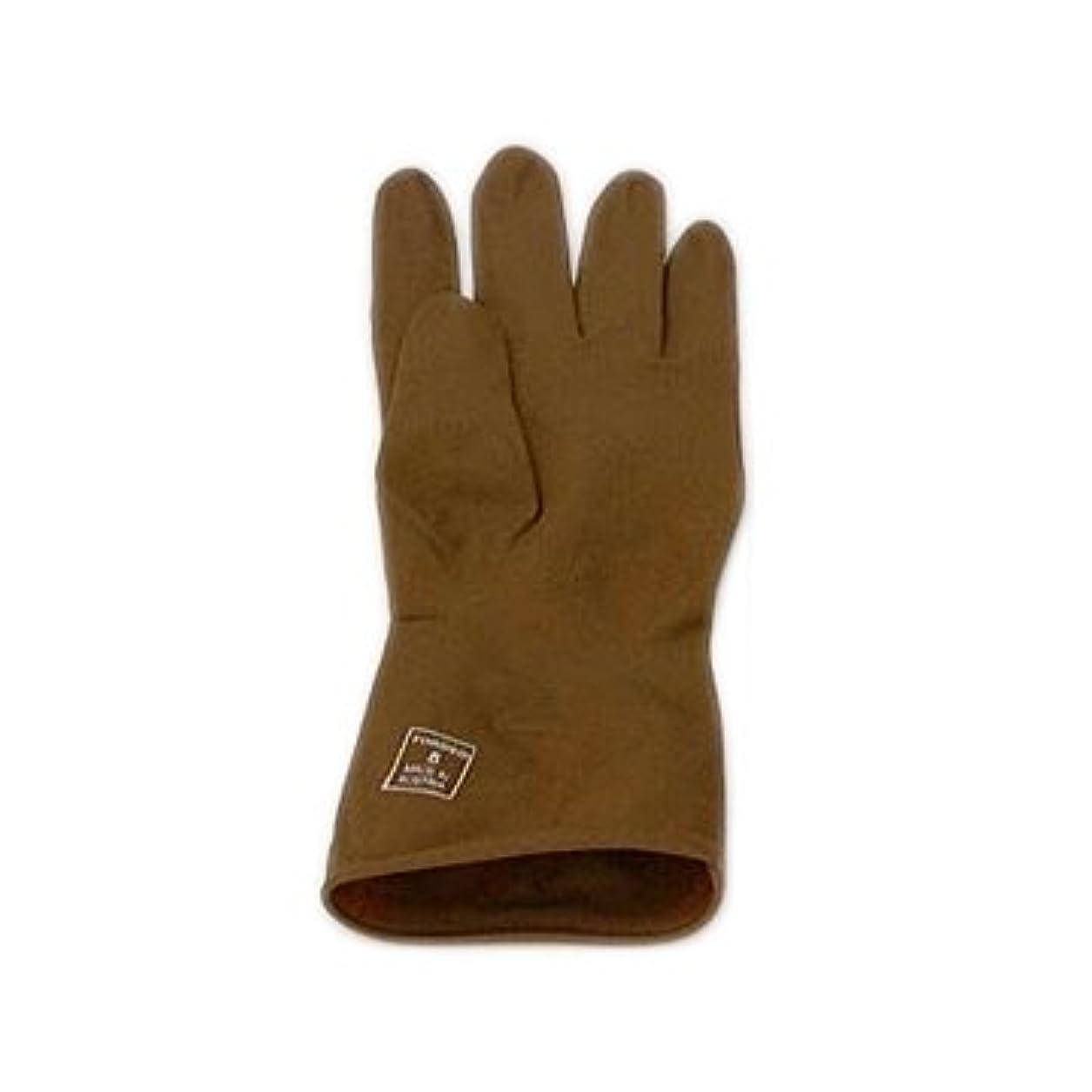 スクレーパーシャー力トンデオ ゴム手袋 1双 8