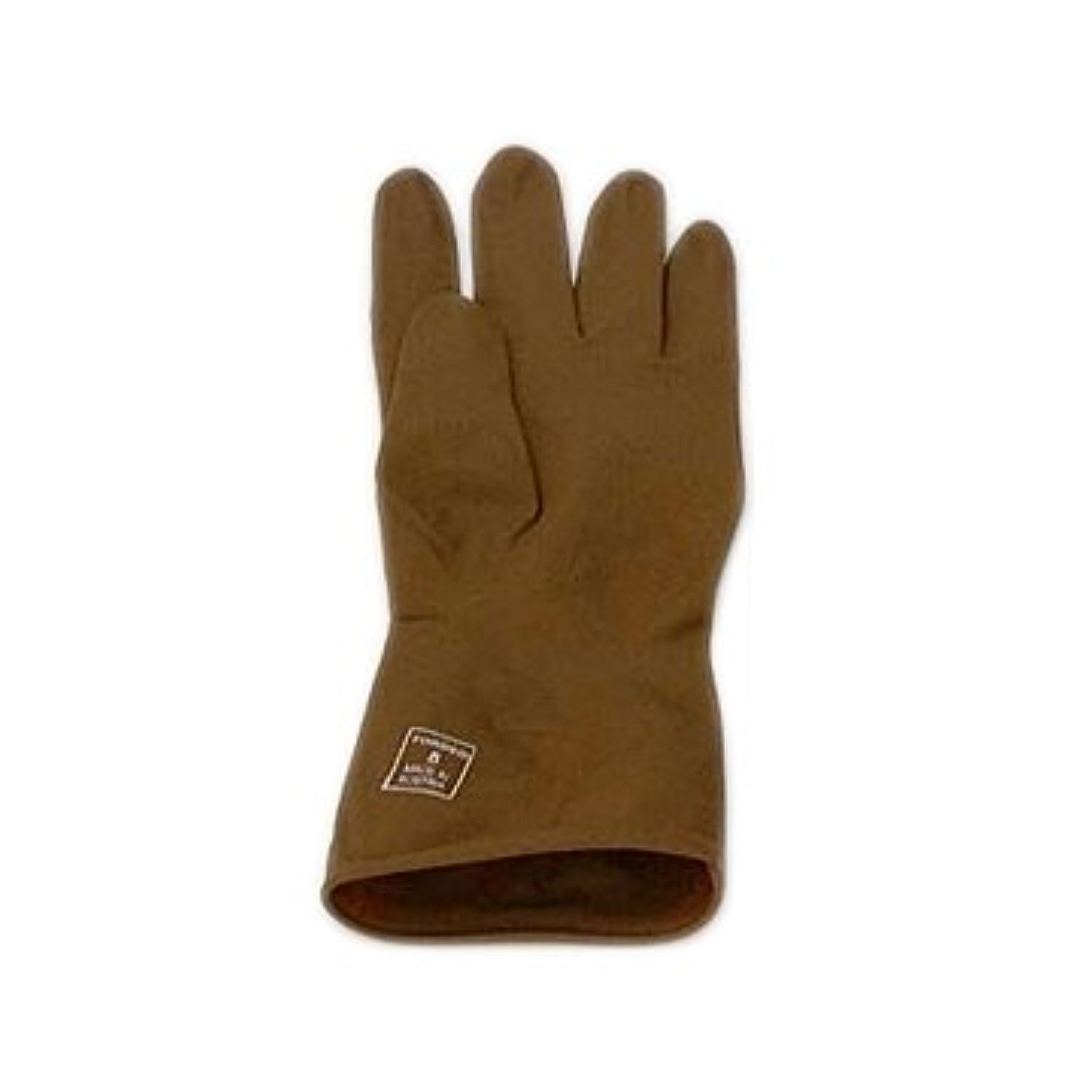 寛解シニス準備したトンデオ ゴム手袋 8.5インチ