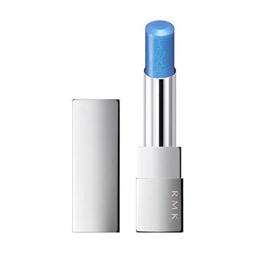 RMK RMK リップスティック コンフォート エアリーシャイン 06 スパークリングブルー 2020年春夏コレクション(カラーユアルック)【メール便可】(842065)の画像