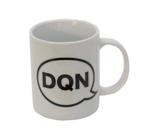 ネットスラング マグカップ DQN/ドキュン (陶器製) 2799-500C