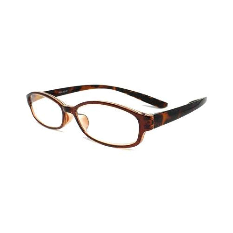 RESA(レサ) 首にかけられる老眼鏡 ネックホルダーリーディンググラス RSN002-1 +2.00