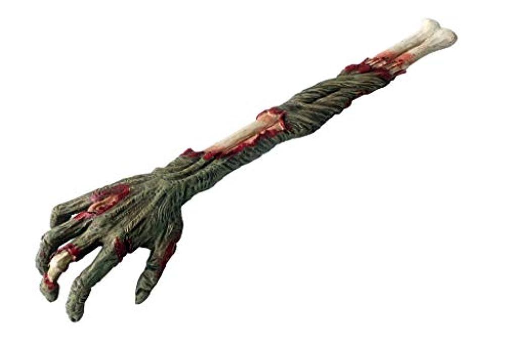 返済懇願する八ゾンビアーム(ハンド)バックスクラッチャー(孫の手) Zombie arm Hand back scratcher